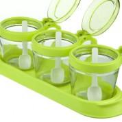 出彩系列调味套装 油壶调味罐5件套测试产品勿拍