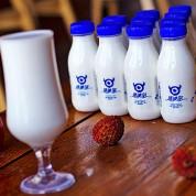 琪波尔富硒鲜牛奶 按月定制30瓶起订 每月十次配送上门(仅限呼和浩特地区)