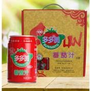多多美 番茄汁低糖礼盒280ml*12
