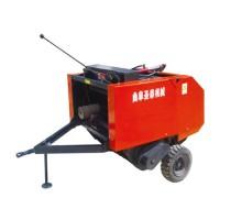 米秆打捆机 拖拉机玉米秸秆打包机